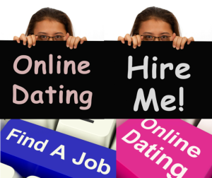 Online dating and job hunting