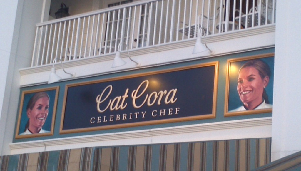 Cat Cora Celebrity Chef