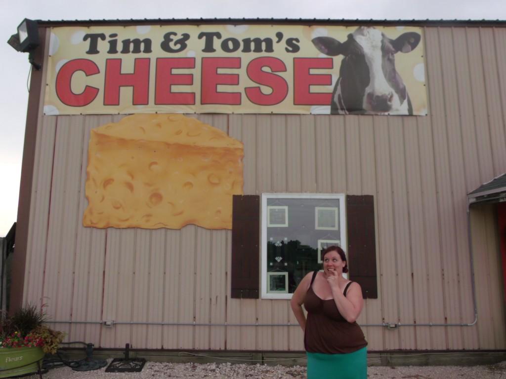 Tim & Tom's Cheese