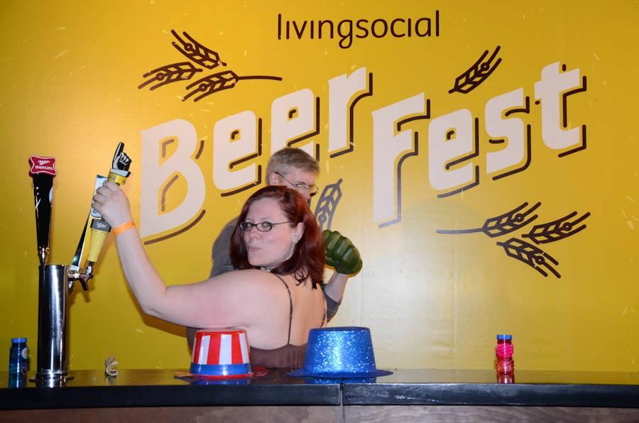 Living Social Beer Fest 2