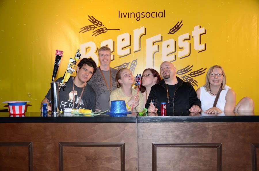 Living Social Beer Fest 6