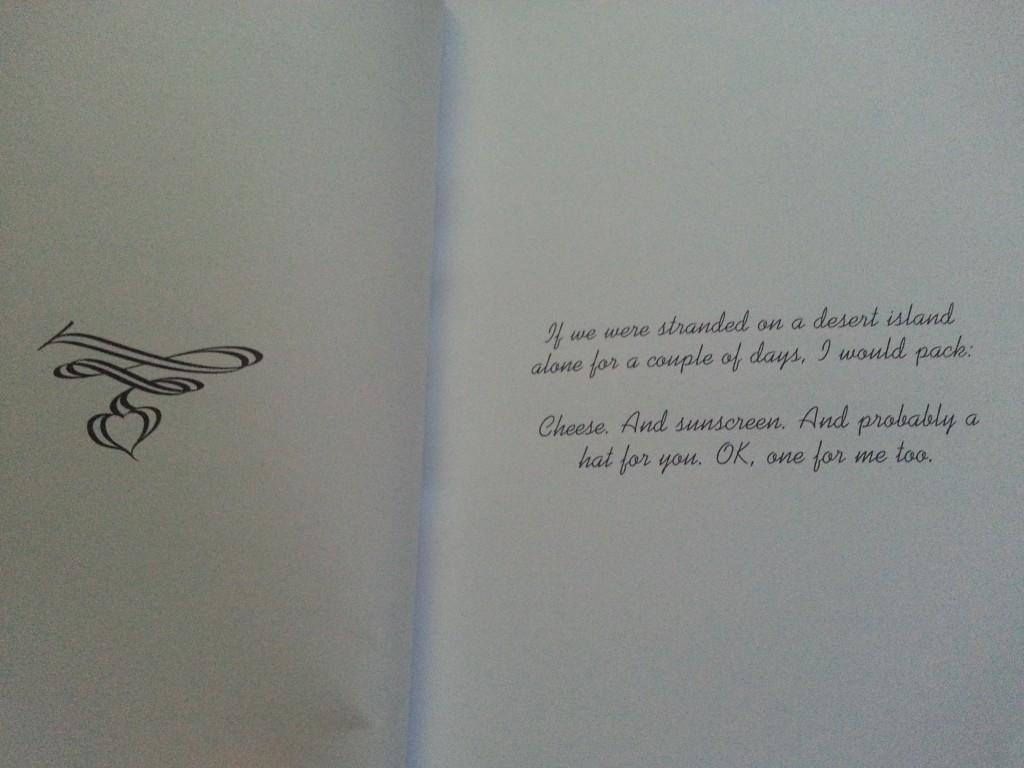 Heartfelt Books short response
