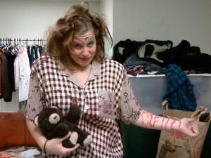 Crazy Haunted House Halloween Costume