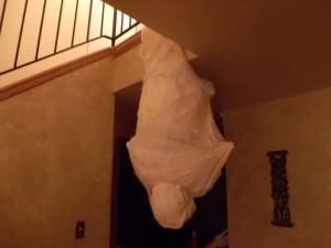 Hanging Mummy