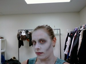 Dead Haunted House Character