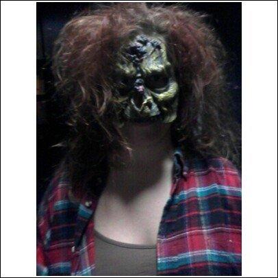 Redneck Monster Haunted House Costume
