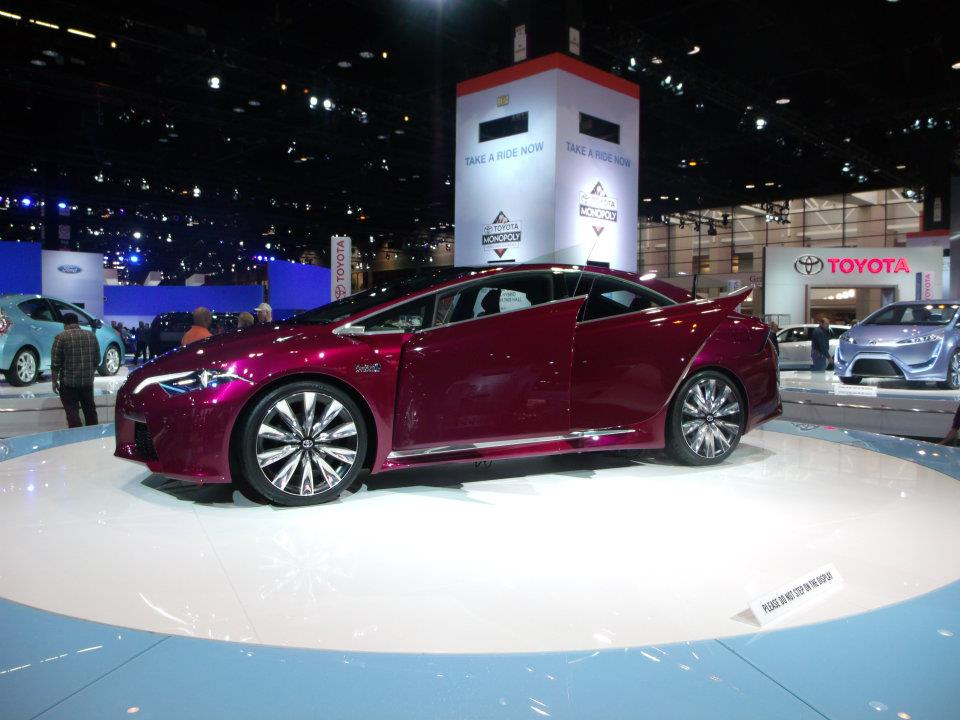 My Future Pink Car