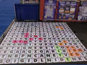 Giant Word Winder