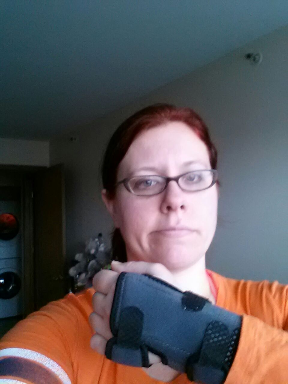 accident prone wrist
