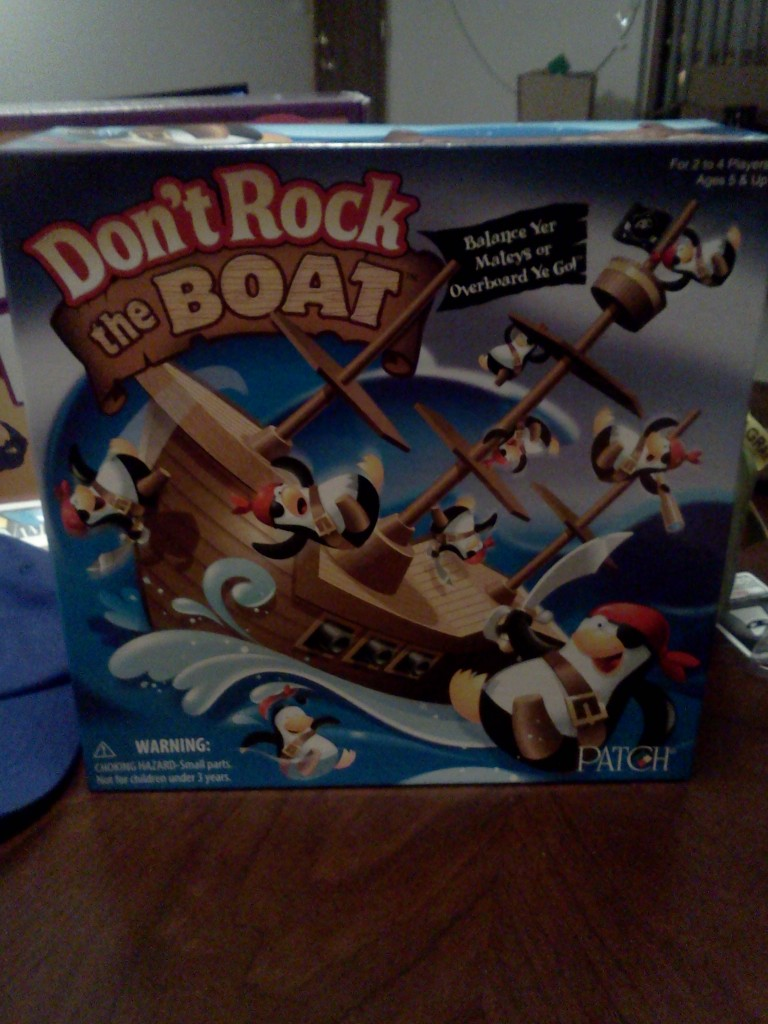 Patch Games Don't Rock the Boat Review