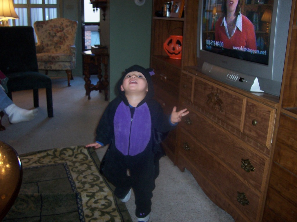 Halloween Toddler A