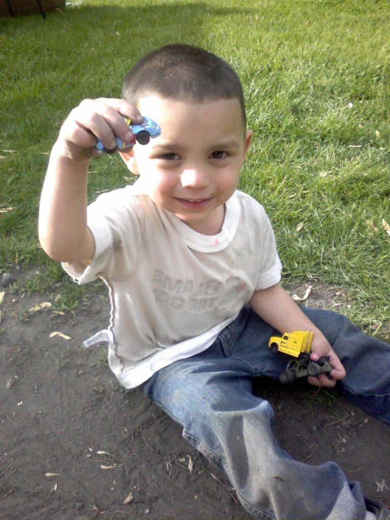 gratuitous cute kid pictures