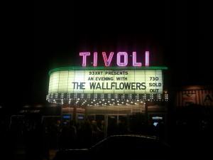 The Wallflowers at the Tivoli