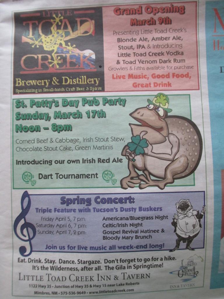 Bad Dates: St. Patricks Day