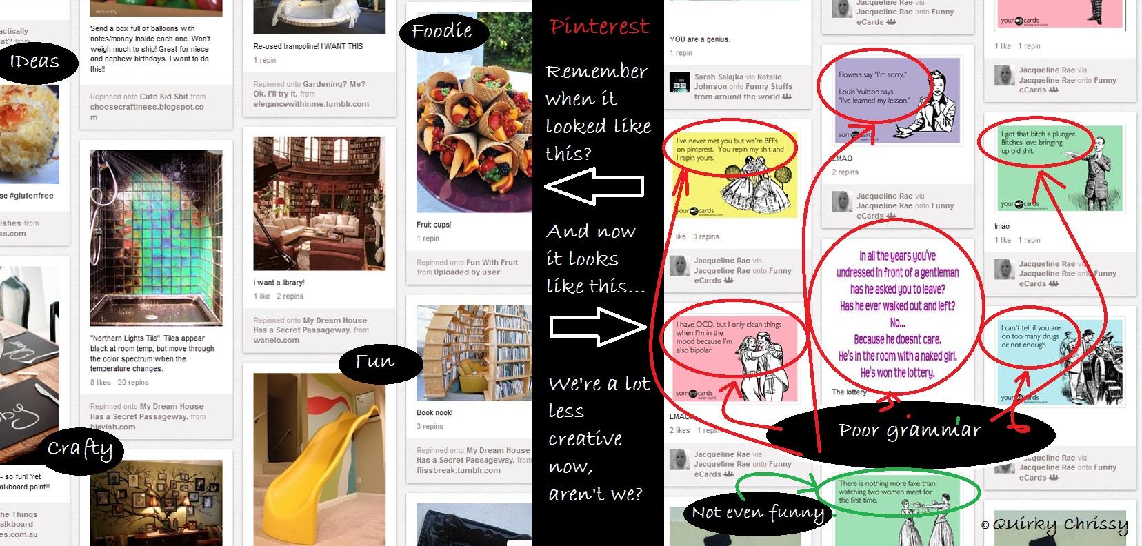 How Pinterest Evolved