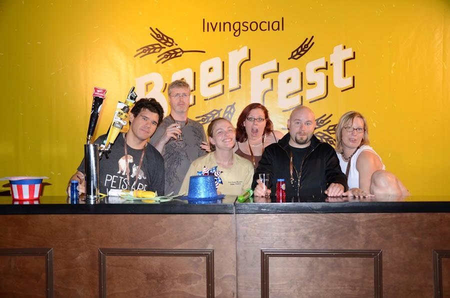 Living Social Beer Fest 7