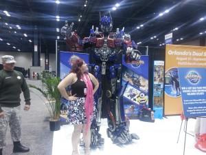 Seriously. Fucking Optimus Prime.