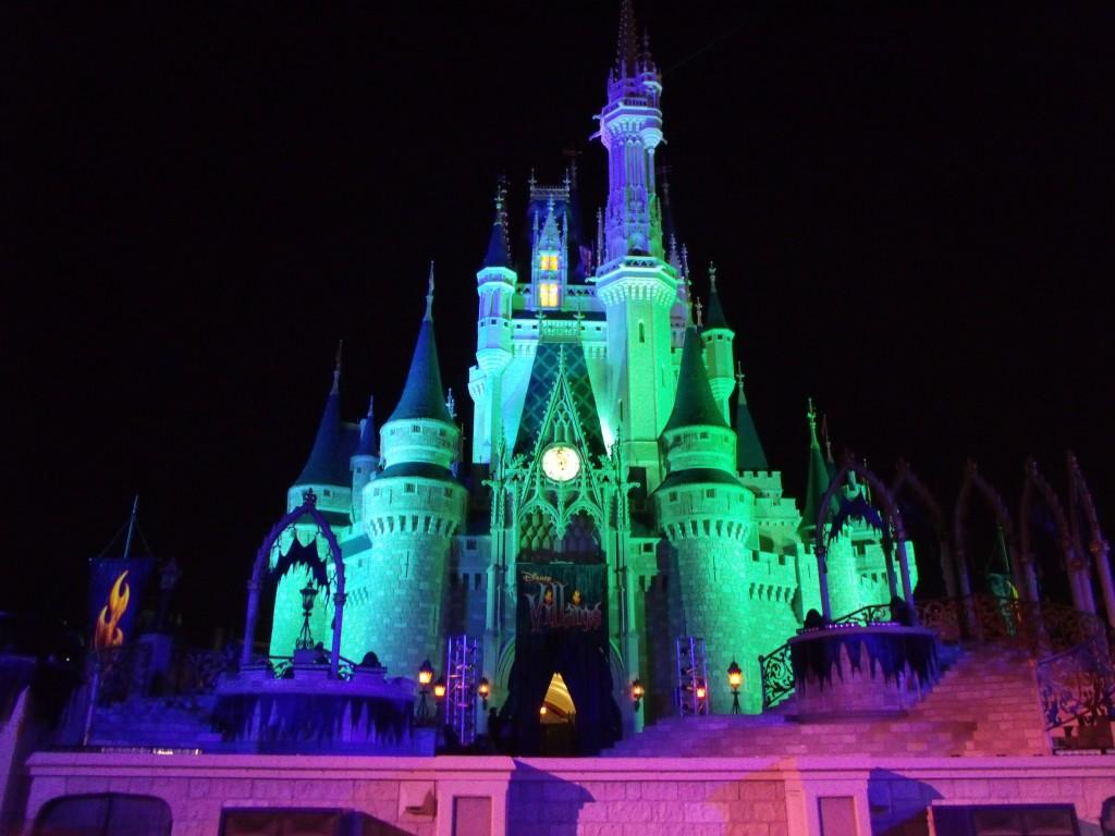 Disney at Halloween