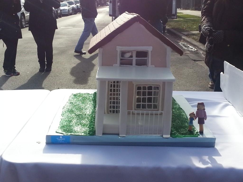 Walt Disney Birthplace Cake