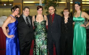 My executive leadership skills landed me as president of the Lombard Jaycees in 2010. I wasn't a beloved president by all, but I tried my hardest to be the best leader that I could. And I had to really work past my bossytude. (This was my last event as president...and I really wanted to post my pretty dress again.)