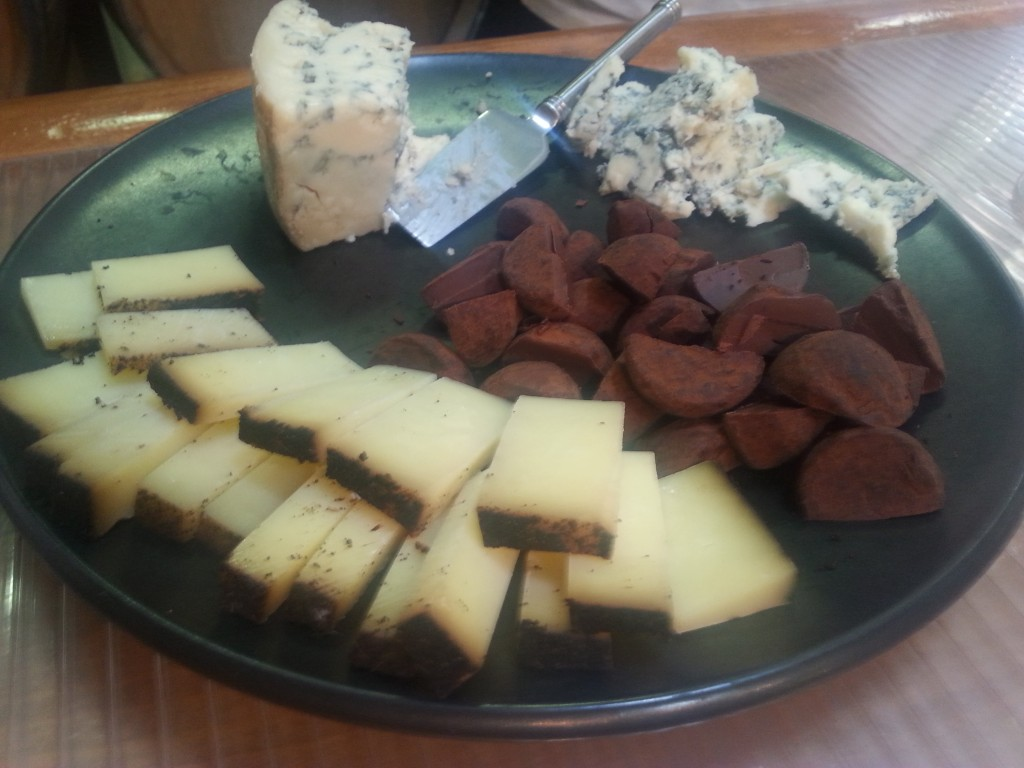 Cheese Pairing at Sonoma Portworkds