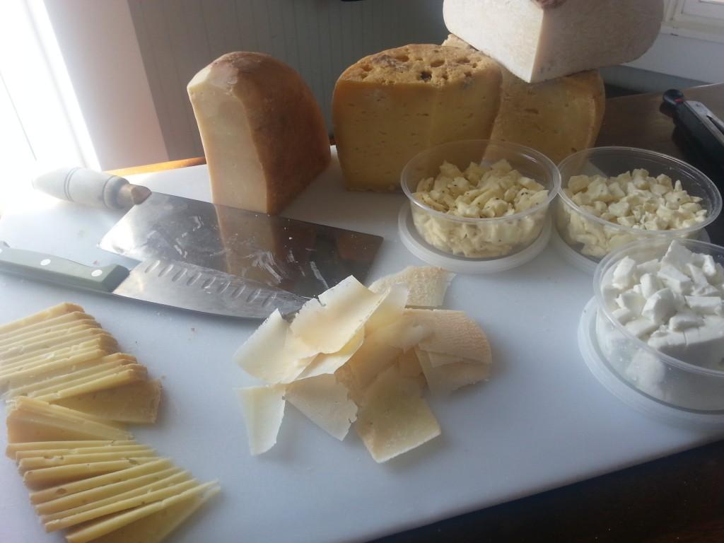 Achadinha Cheese