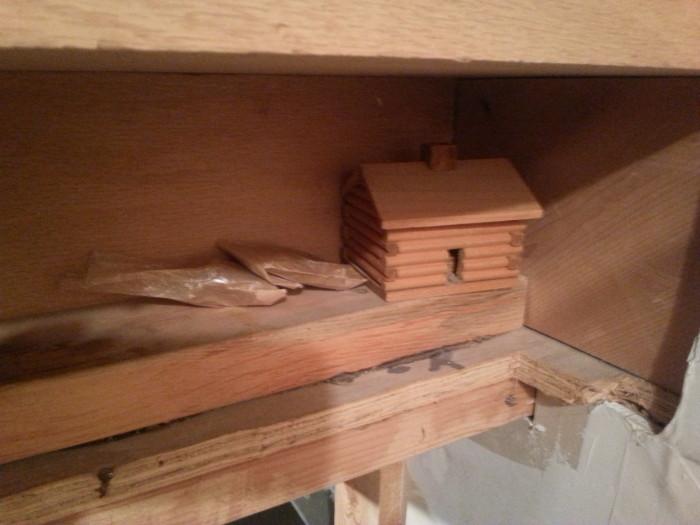 Log Cabin Incense