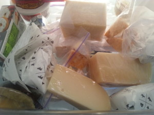 Cheese drawer