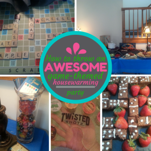 Throw an awesome housewarming party
