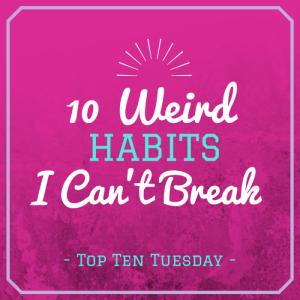 - Top Ten Tuesday -