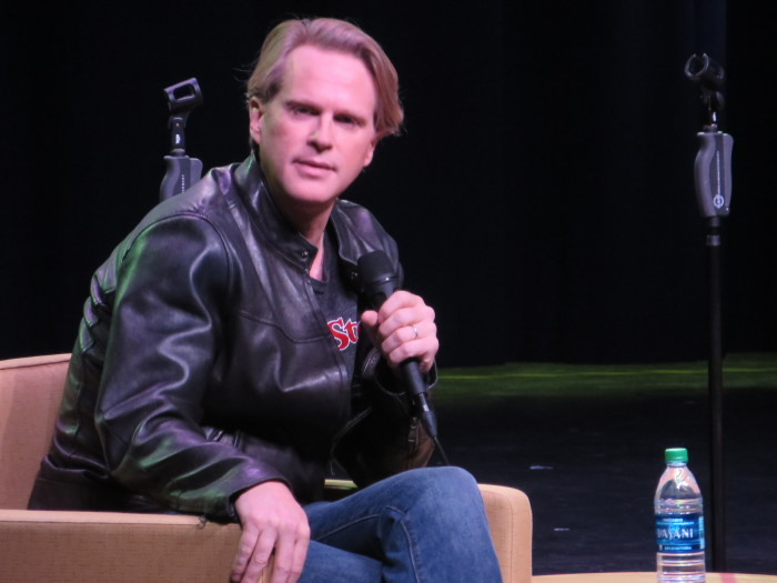Cary Elwes in Naperville