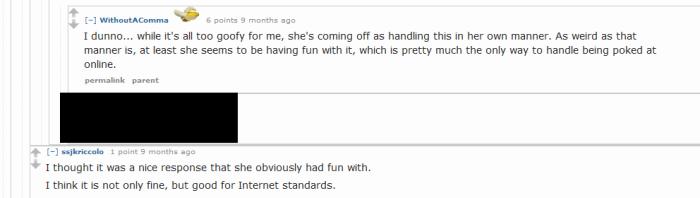 Nice people on reddit 2