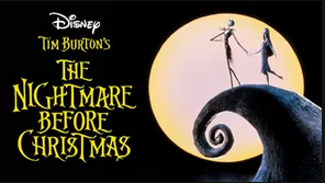 The Nightmare Before Christmas on Netflix