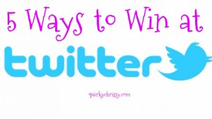 When you're playing the Twitter game, these tips will help you make the most of this social space.