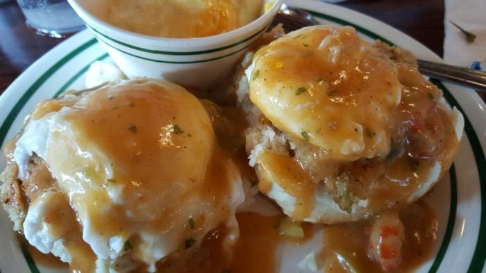 Breakfast in New Orleans