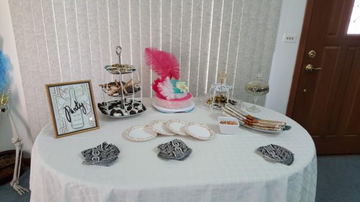 20s themed bachelorette party