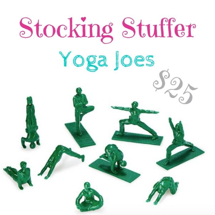 stocking stuffers: yogi joes $25