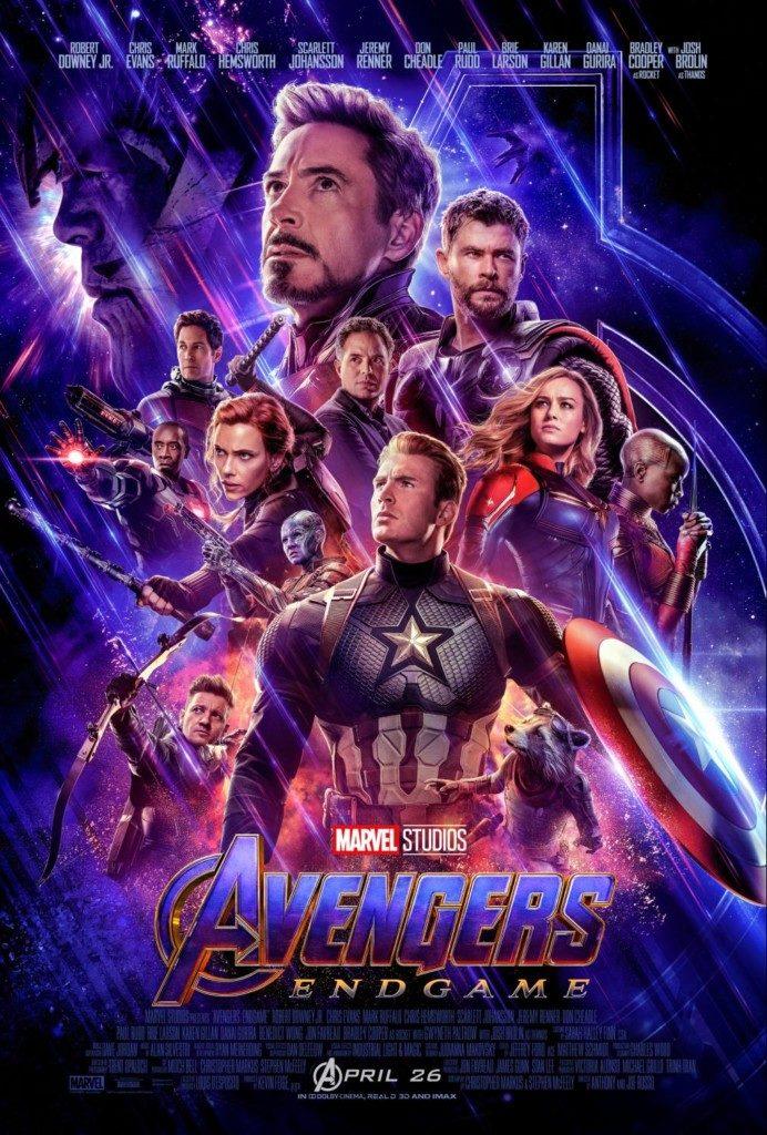 AvengersEndgame Poster