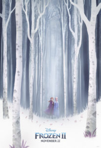 """From the Academy Award®-winning team—directors Jennifer Lee and Chris Buck, producer Peter Del Vecho and songwriters Kristen Anderson-Lopez and Robert Lopez—Walt Disney Animation Studios' """"Frozen 2"""" opens in U.S. theaters on Nov. 22, 2019. © 2019 Disney. All Rights Reserved."""