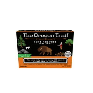 The Oregon Trail: Hunt for Food