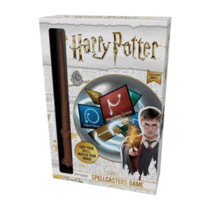 Harry Potter Spellcasters: Charades with a Harry Potter kick