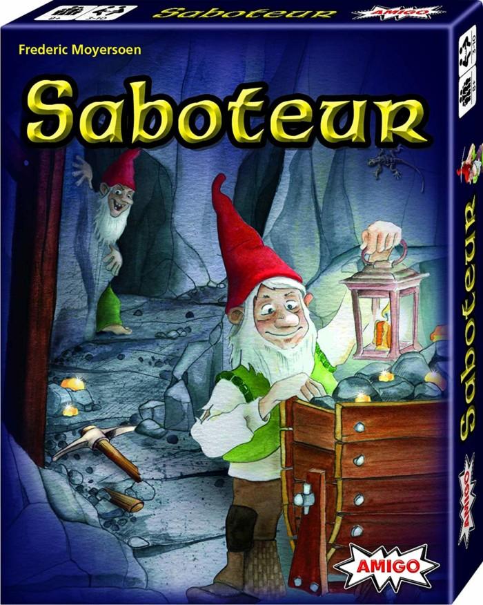 Saboteur game