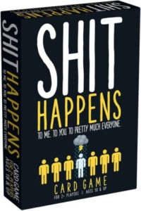 Shit Happens by Games Adults Play (Goliath Games)
