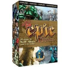 Ultra Tiny Epic Kingdoms travel game
