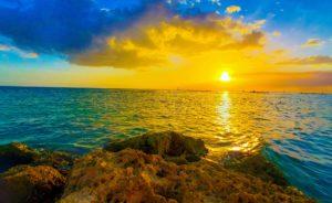 Sunset on Marco Island
